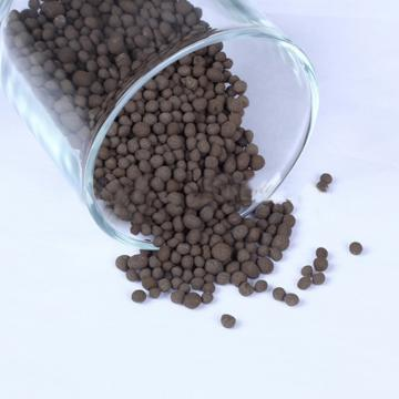 Factory Supply Organic Fertilizer Black Particles with NPK Fertilizer