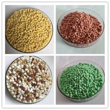 NPK Black Particles Factory Supply Organic Fertilizer with Fertilizer