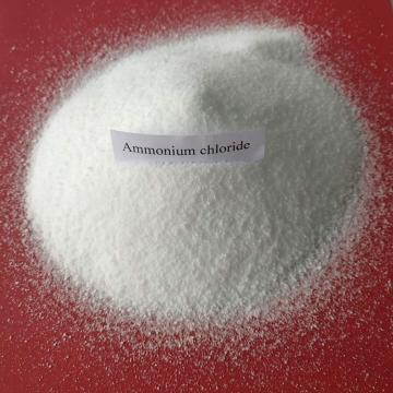Tons of Bags 100kg Feed Grade Ammonium Chloride for Feed Additives