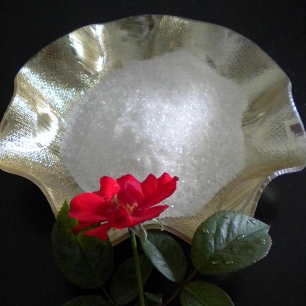 White Crystal Powder Ammonium Sulphate Fertilizer (Nh4) 2so4